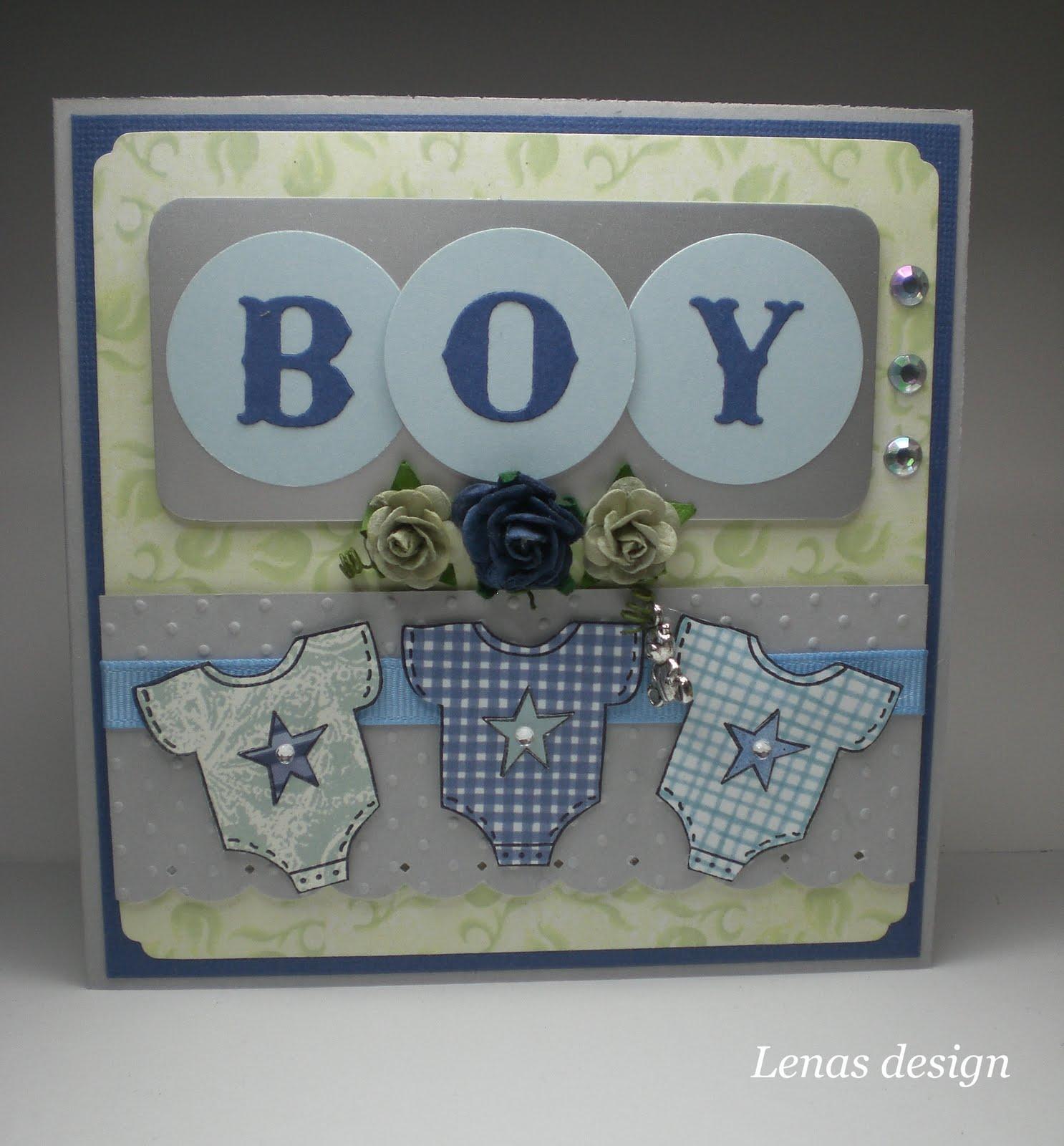 Lenas Kort Baby Kort