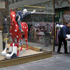 Polka Dot Horse - Giving `imagination` a bad name, in the Juicy Couture window on 5th Ave. a few years ago.