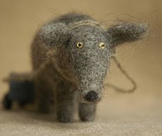 victor dubrovsky . . .felted animals