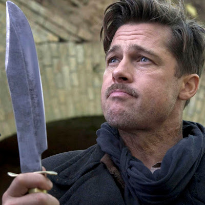 Brad Pitt - Quentin Tarantinos Inglourious Basterds