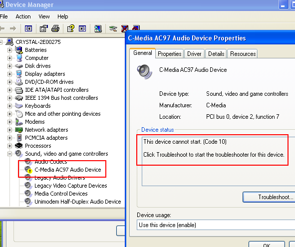 How to install sound driver