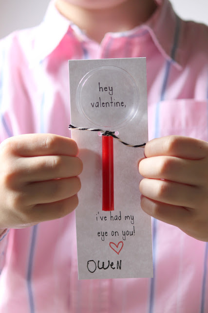 20 easy & fun NO CANDY valentines for kids