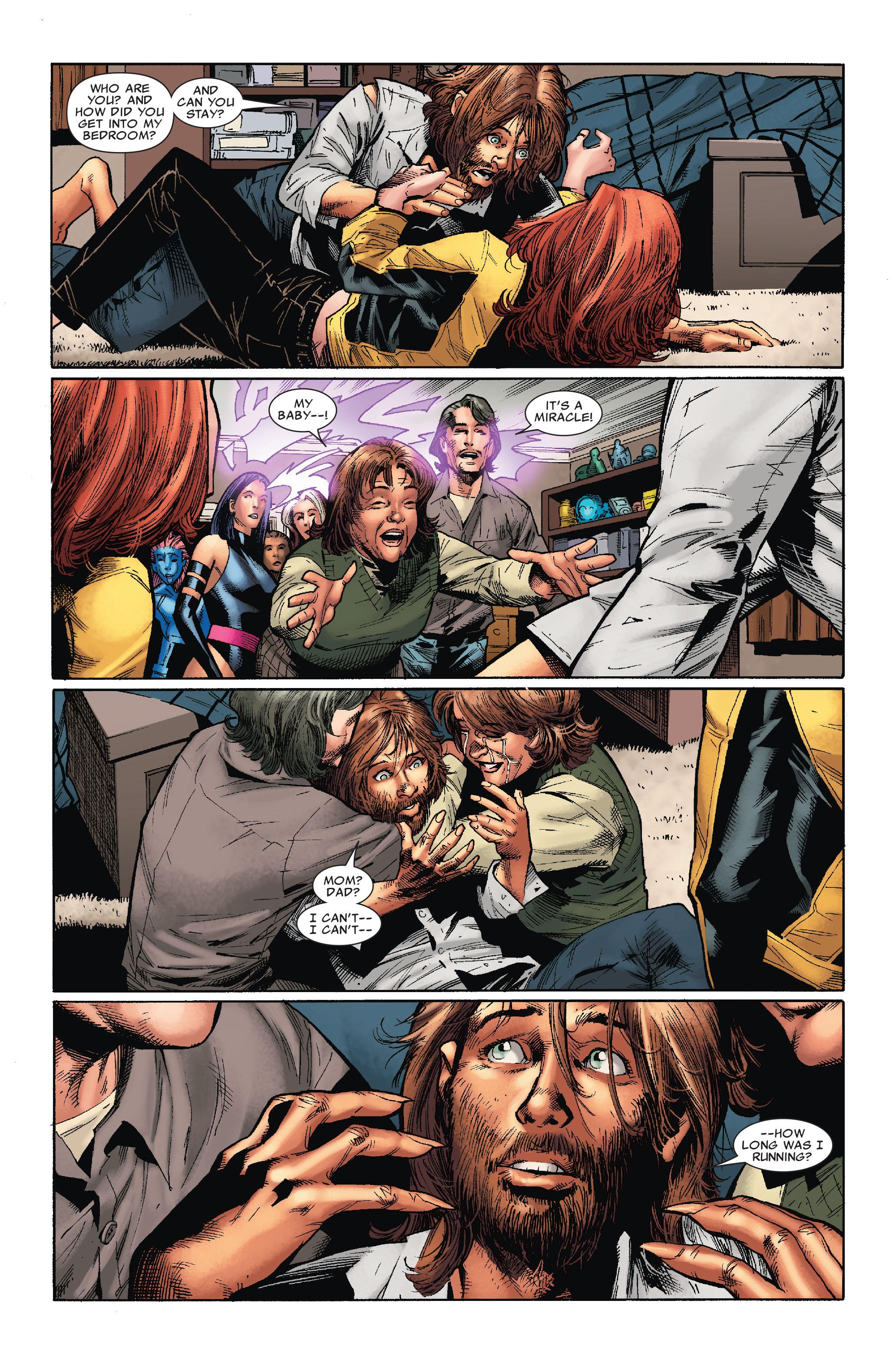 Read online Uncanny X-Men (1963) comic -  Issue #527 - 23