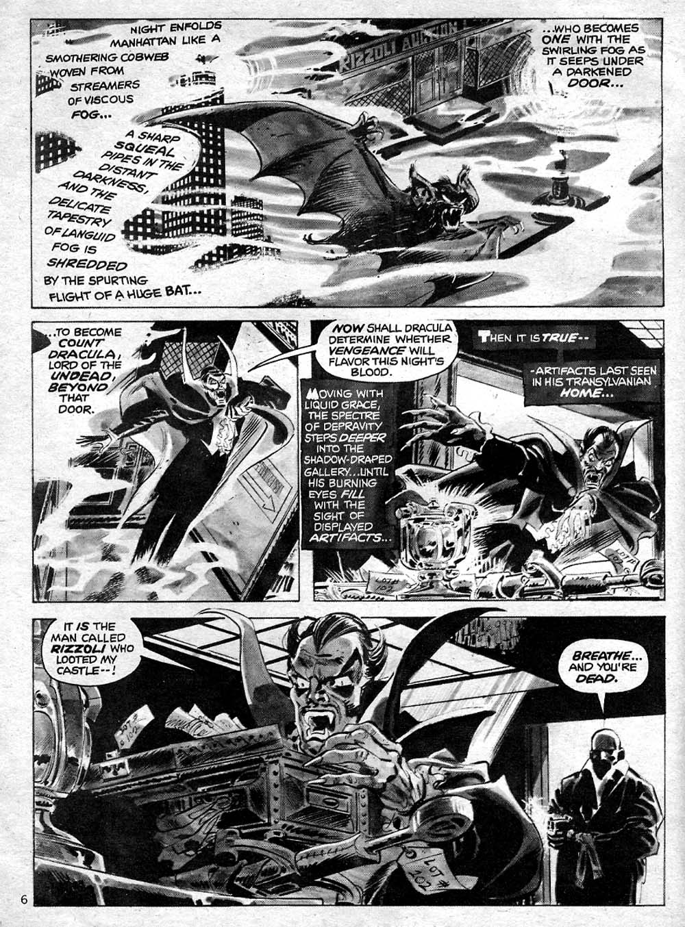 Dracula Lives issue 9 - Page 6