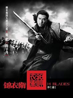 14 Blades film izle