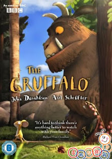 The Gruffalo filmi izle