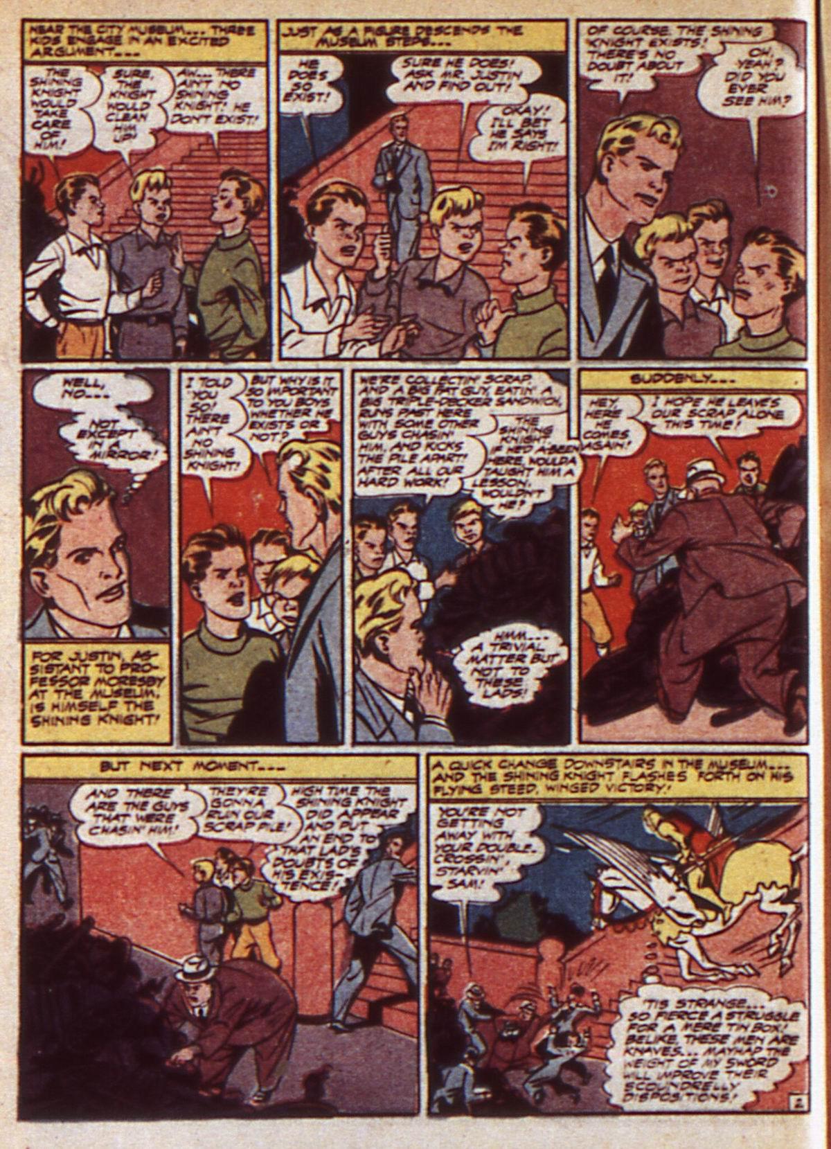 Read online Adventure Comics (1938) comic -  Issue #85 - 28