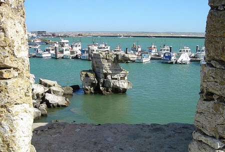 Peniche, the walled fishing town