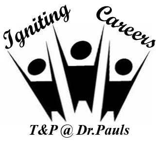 T & P @ Dr. Pauls Engineering College