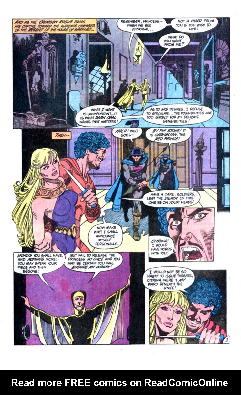Read online Amethyst, Princess of Gemworld comic -  Issue #2 - 4