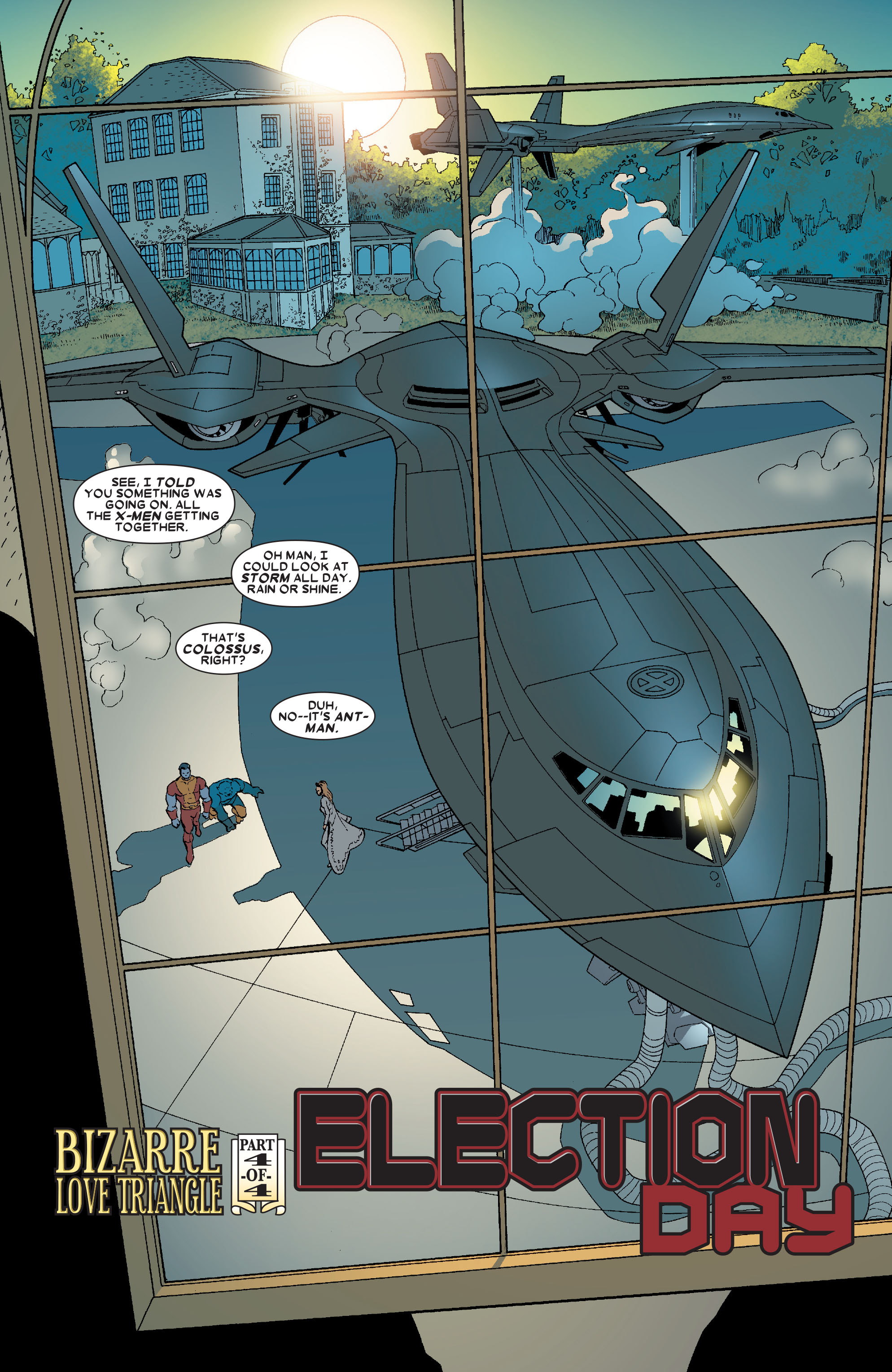 X-Men (1991) 174 Page 7
