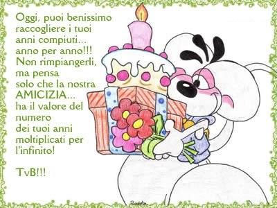 Tanti Auguri Buon Compleanno Cugina Auguri T Happy