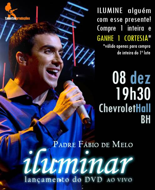 PADRE BAIXAR COMPLETO MELO FABIO ILUMINAR CD DE