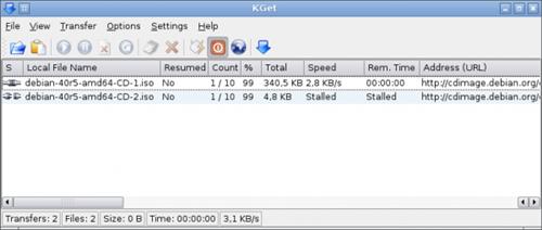 blogspotzero: Free Internet download managers for Ubuntu (Linux)