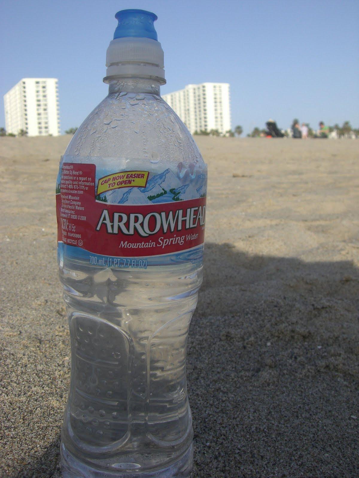 Sports Cap Arrowhead Bottles 50