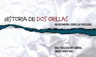 caratula documental Historia de dos orillas