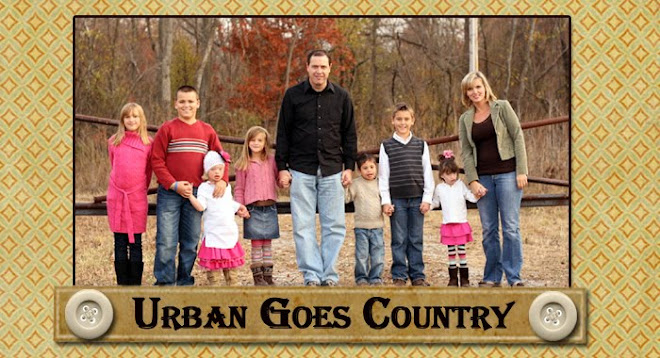 Urban Goes Country