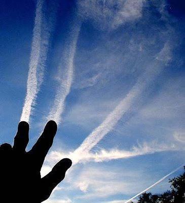 Bulutları hiç böyle gördünüz mü ?