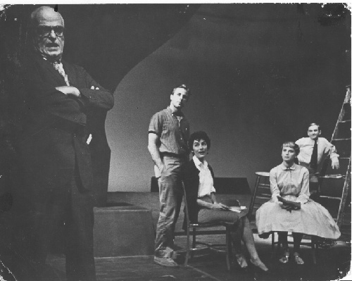 Williamstown Theatre Festival Blog Dramaturgy Thornton Wilder On