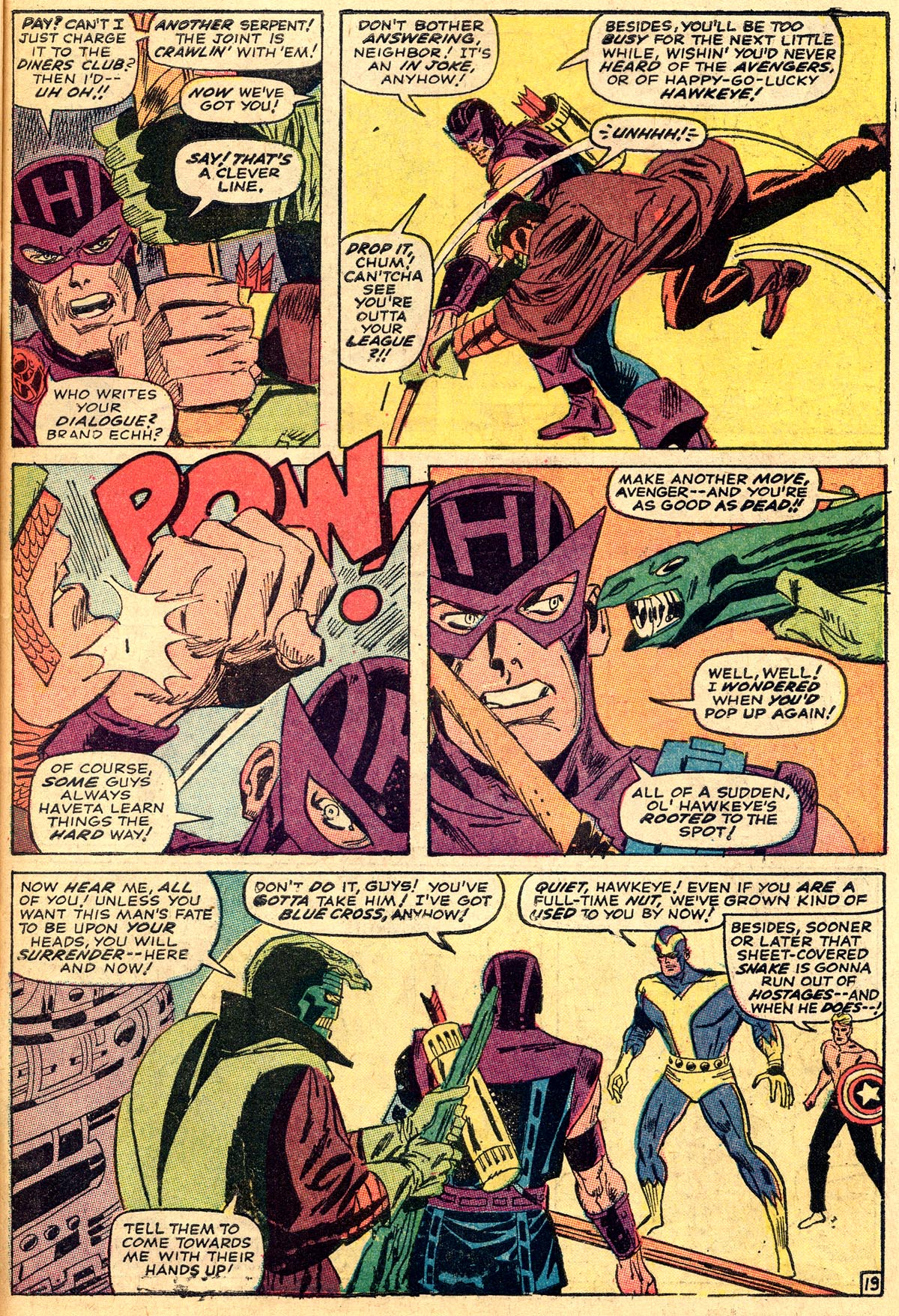 The Avengers (1963) 33 Page 19