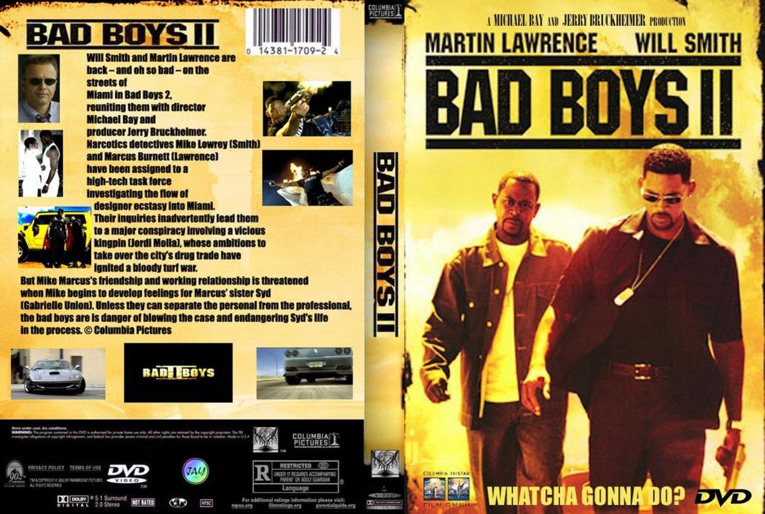 Baixar Filme Bad Boys 2 DVDRip XviD Dual Audio
