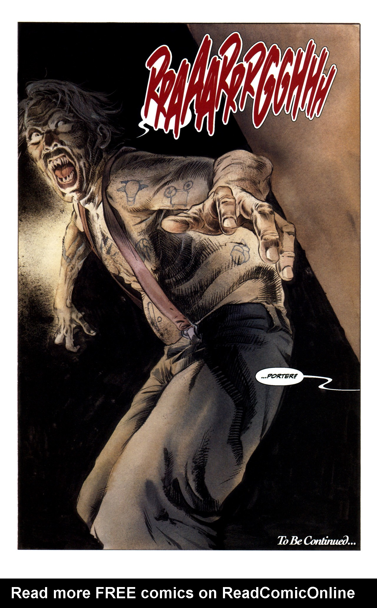 Read online Severed comic -  Issue #1 - 28