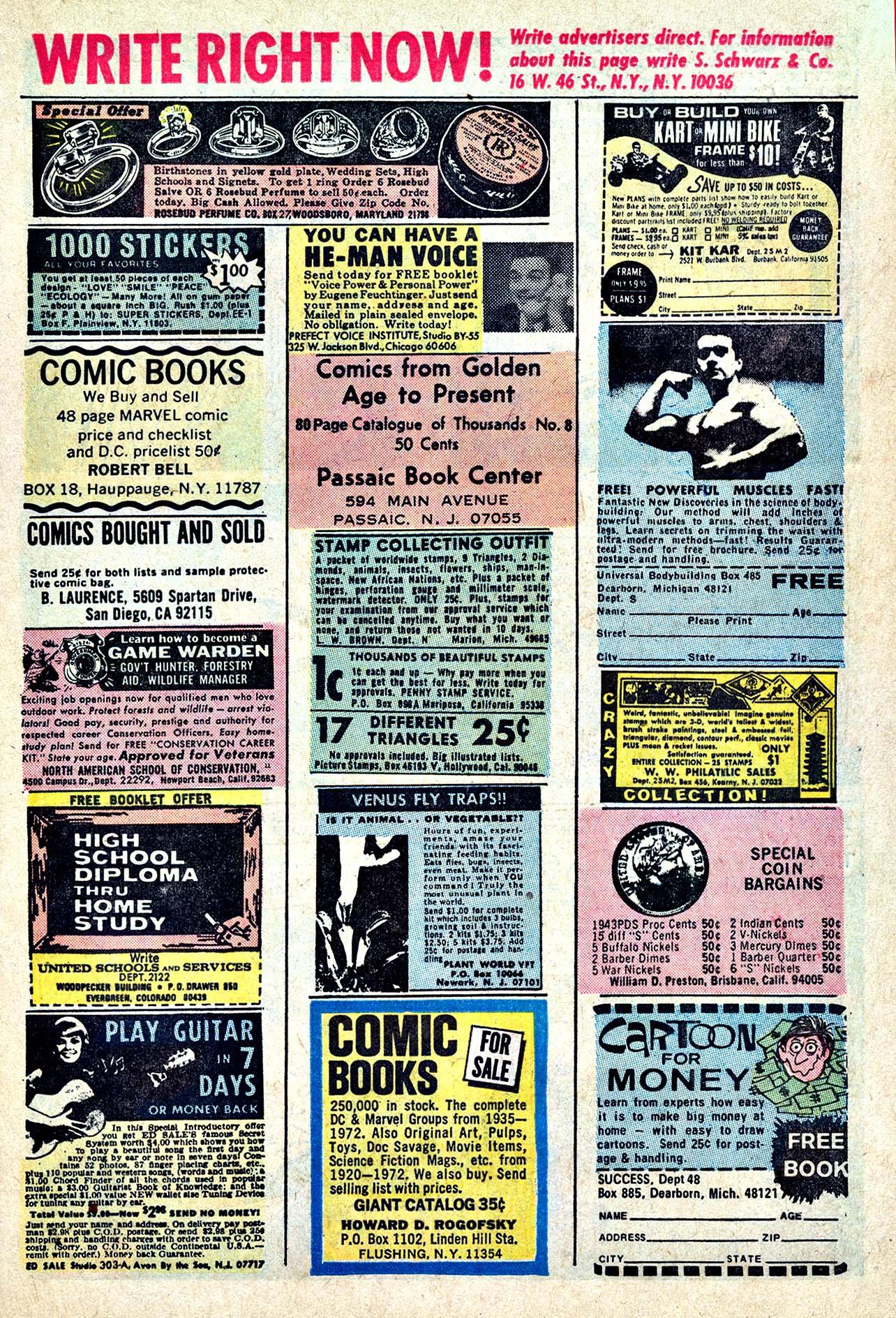 Action Comics (1938) 409 Page 33