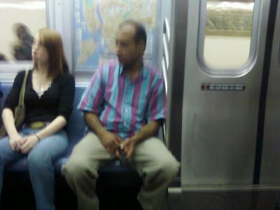 Asian girl masturbating in public