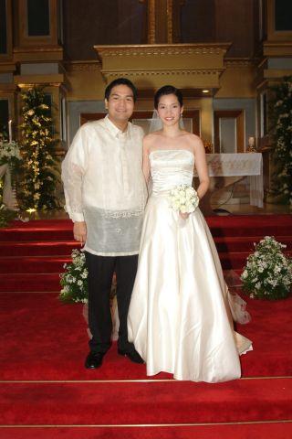 Filipino Wedding Dress Code | Wedding