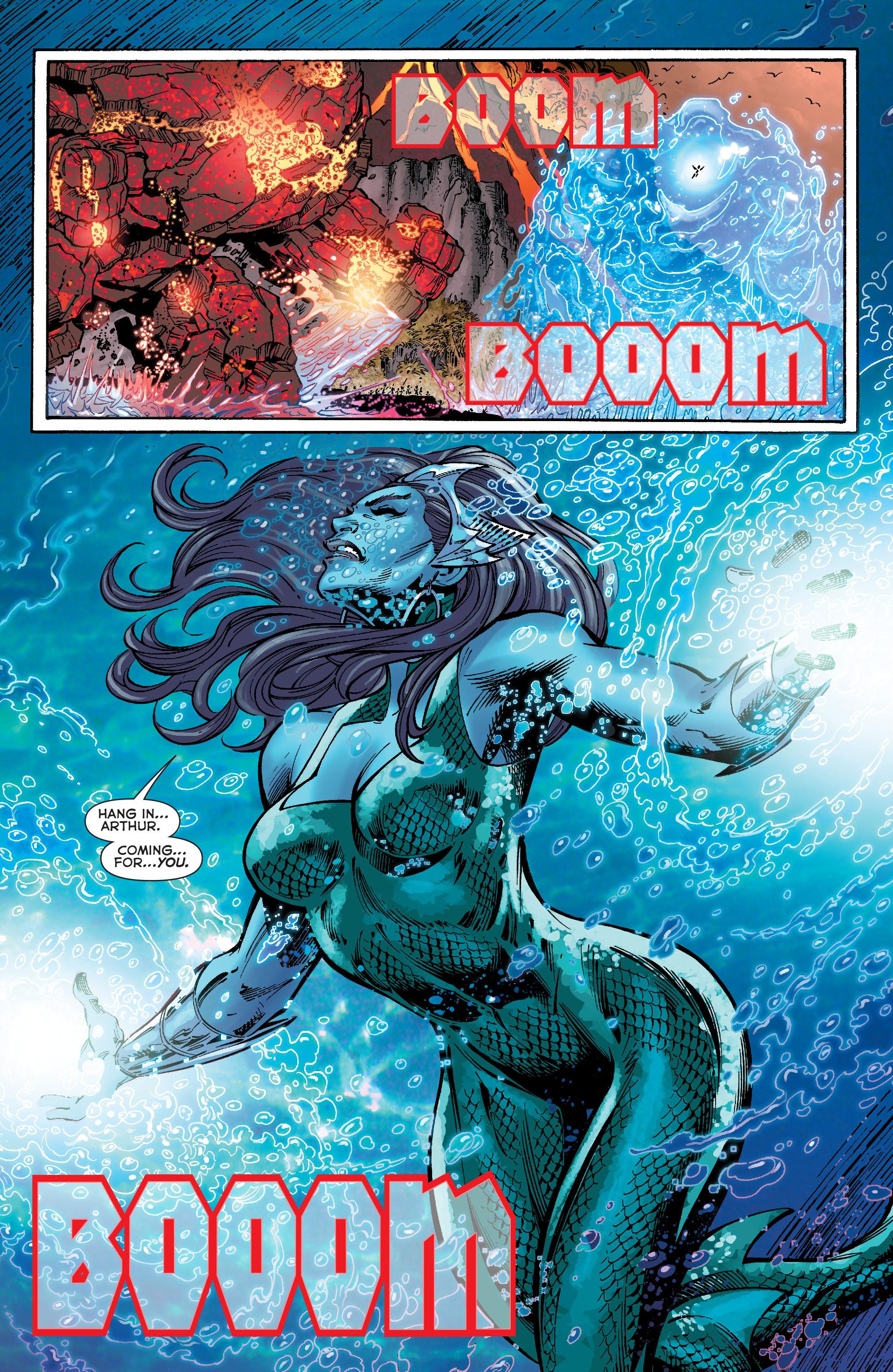 Read online Aquaman (2011) comic -  Issue #40 - 9