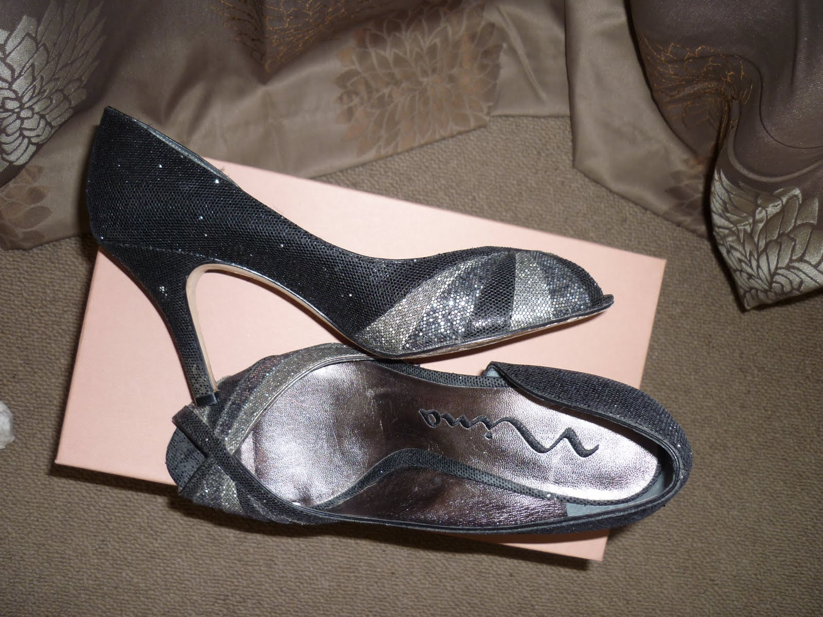 Sparkly Dance Shoes Uk