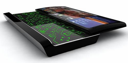 multimedia concept phone - Conceito: 10 Smartphones para um futuro próximo