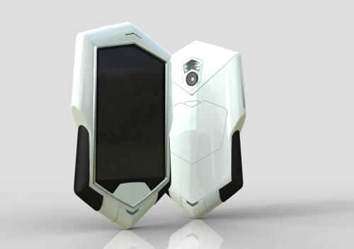 lg traveler - Conceito: 10 Smartphones para um futuro próximo