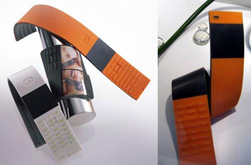 nec tag concept phone - Conceito: 10 Smartphones para um futuro próximo