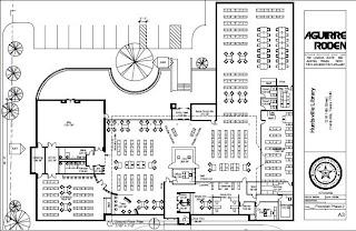 Huntsville Public Library Renovation & Expansion: Initial