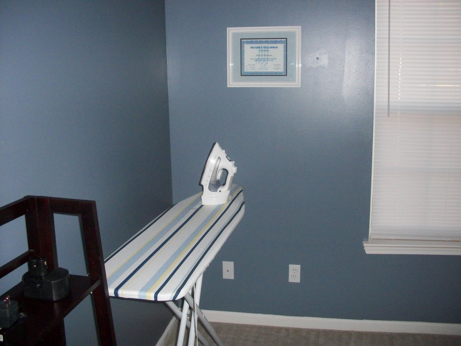 My First Home Spare Bedroom Painted