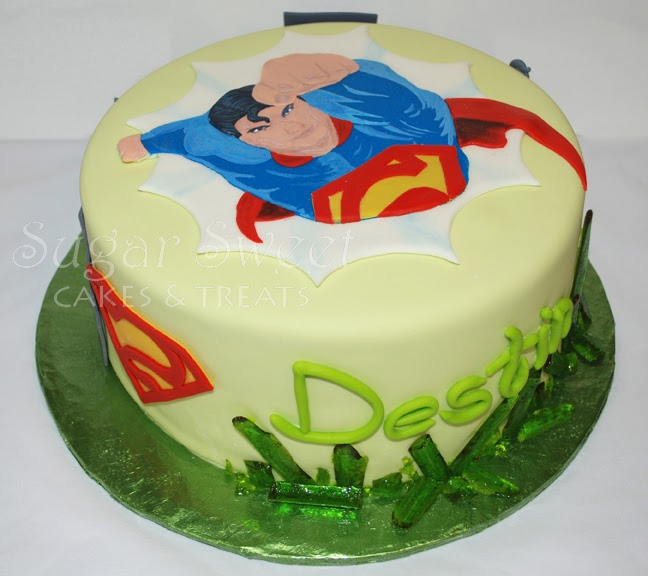 Gelatin Sheets How To Use On Cakes