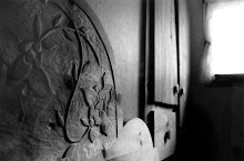 The Carved Headboard creation and tale...