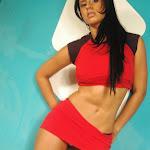 Andrea Rincon, Selena Spice Galeria 2 : Minifalda Roja y Tanga Blanca Foto 32