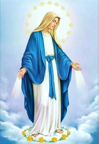 27 De Noviembre Virgen Milagrosa Profesorado De Religión