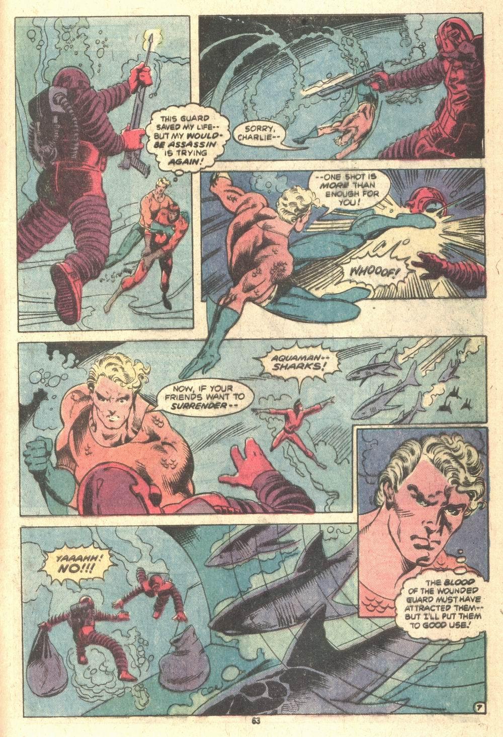 Read online Adventure Comics (1938) comic -  Issue #464 - 63