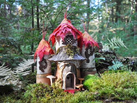 Gsa Big Book Project Faerie Houses For Pledge Rewards