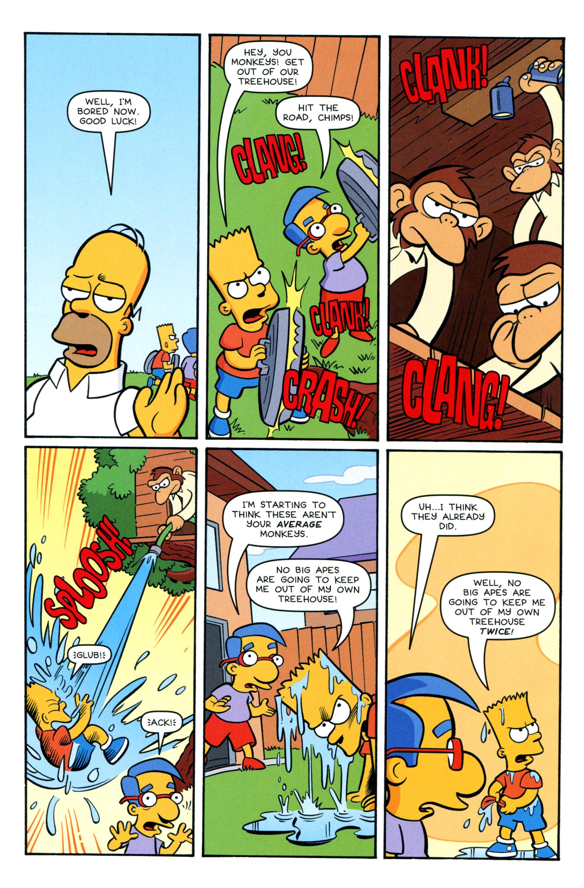 Read online Simpsons Comics Presents Bart Simpson comic -  Issue #86 - 6