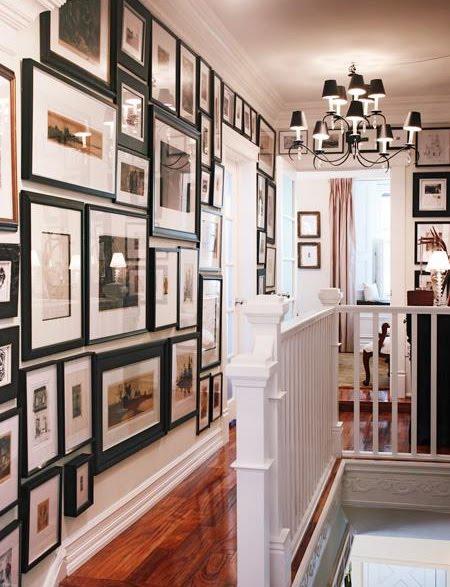 belle maison hallway decor inspiration. Black Bedroom Furniture Sets. Home Design Ideas