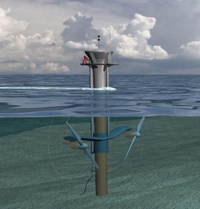 Teknotrek Energi Listrik Dari Pasang Surut Air Laut