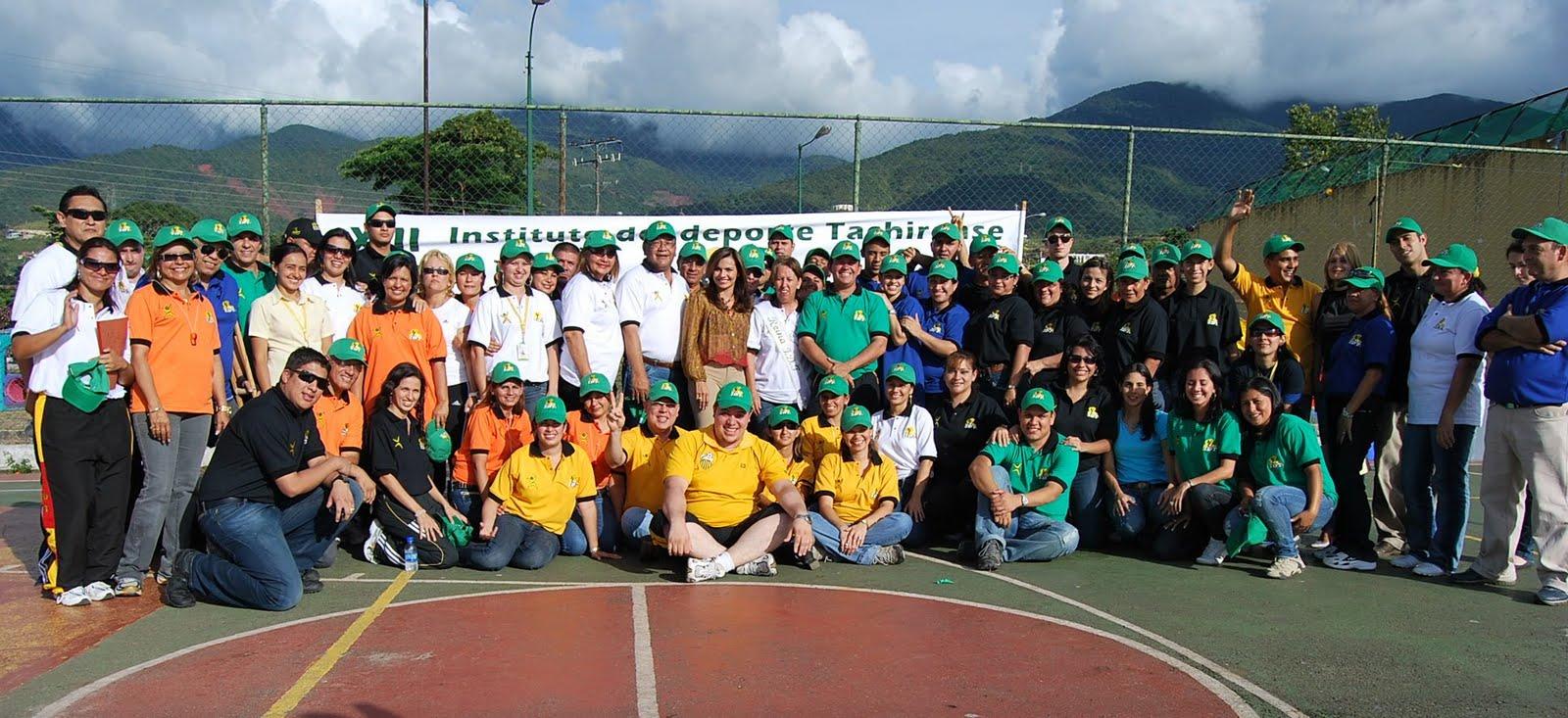 ezuela! Instituto del Deporte Tachirense iPoterncia Deportiva de Ven