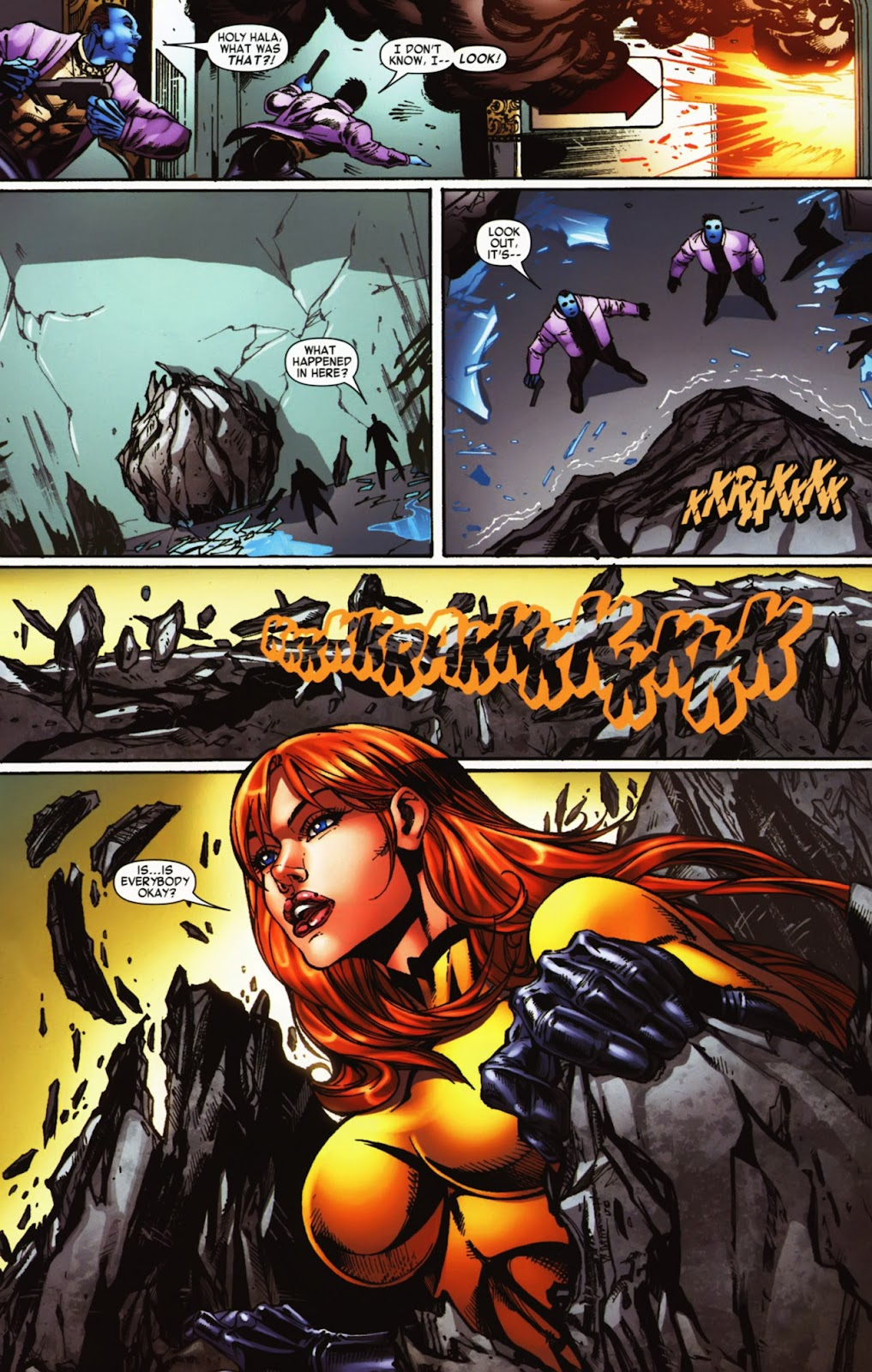 War of Kings: Warriors Issue #2 #2 - English 15