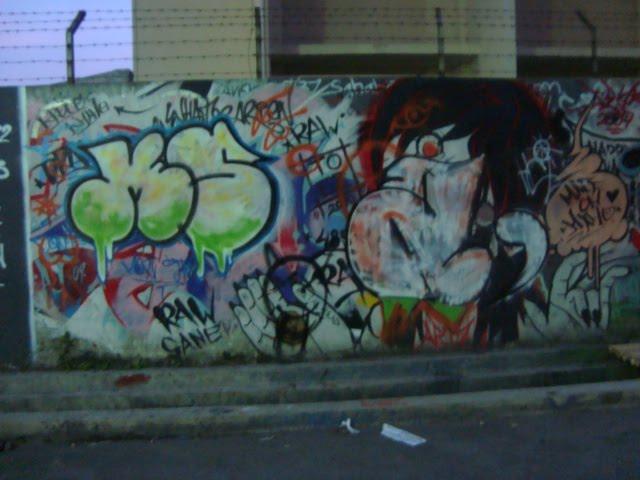 New Top Graffity Walpaper: Graffiti Murals >> BBC Wall