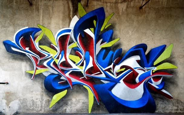 Graffiti Creators and Graffiti Styles | Graffiti Kingdom