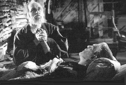 Classic Film and TV Café: Bride of Frankenstein -- Unique In Every Way